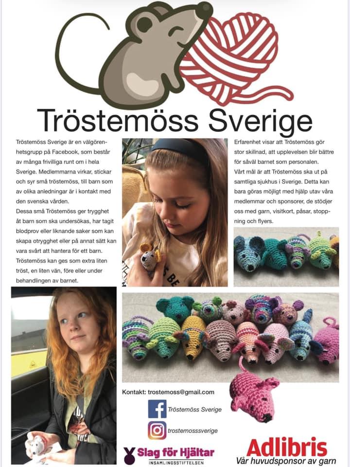 Tröstemöss Sverige